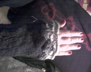 Pulsvarmer hånd